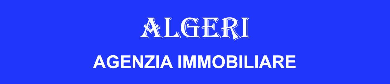ALGERI AGENZIA IMMOBILIARE - Rubiera (RE) Logo